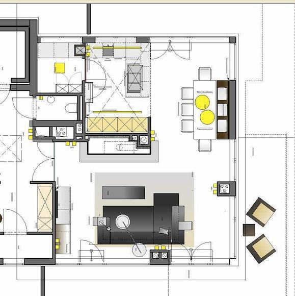 Auernovum Planung - Innenarchitektur